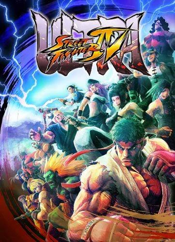 Ultra Street Fighter IV PS3-iMARS