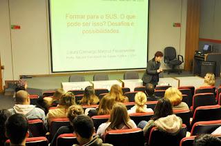 CCS faz a abertura do PET Saúde no UNIFESO