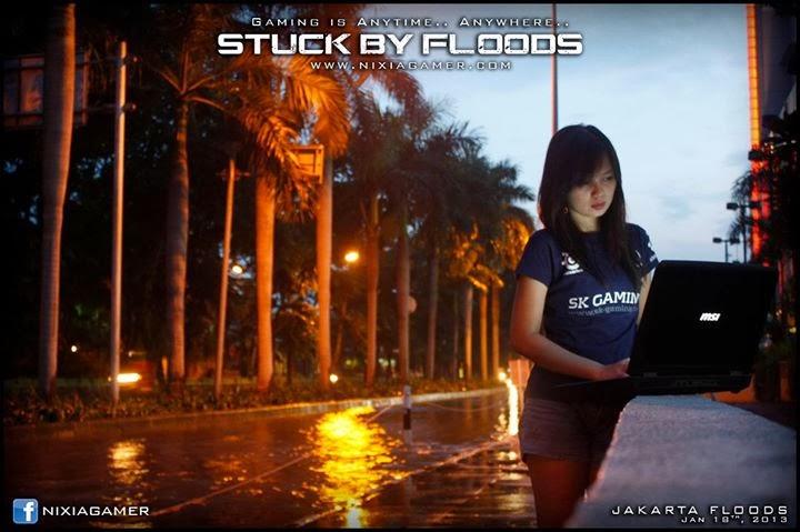 Foto: Nixia,Gamer Pro Wanita Paling Cantik Berprestasi Indonesia