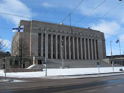 Parlamento de Finlandia