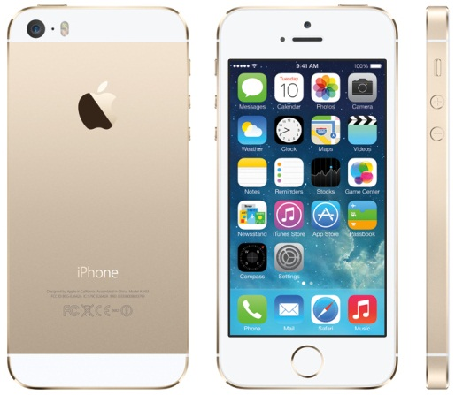 Apple iPhone 5S Smartphone