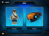 LEGO Legends of Chima: Speedorz Upgrades