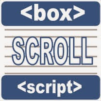 Membuat Kotak Script dalam posting blog