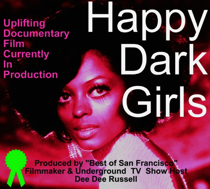 """Happy Dark Girls""  Cinema Verite Film about Diana Ross"