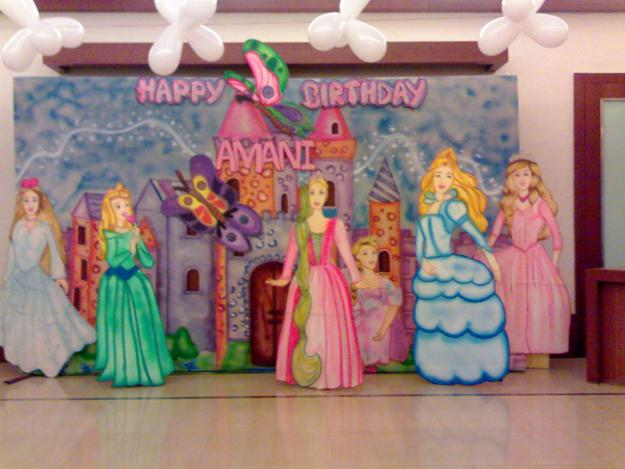 Birthday Party Decoration Ideas Sweet Home Design