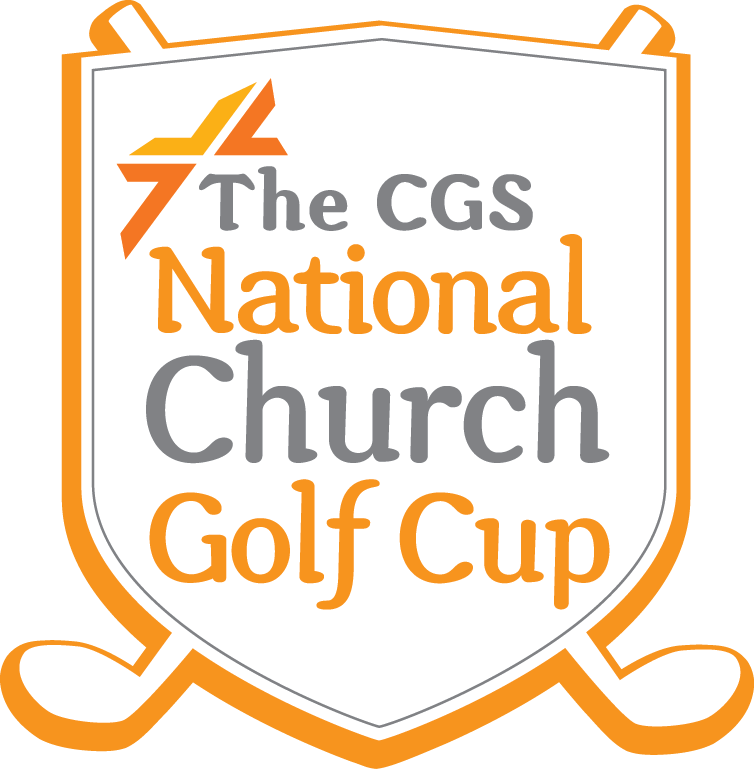 The CGS National Church Cup logo