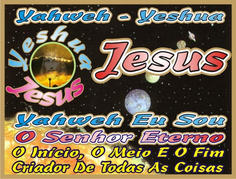 O Rei do Universo Infinito Yahweh