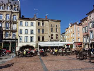 Epinal Place des Vosges