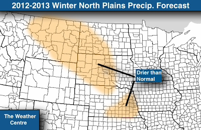 Winter Forecast Northern Plains 2013 2014 - Daily News Update