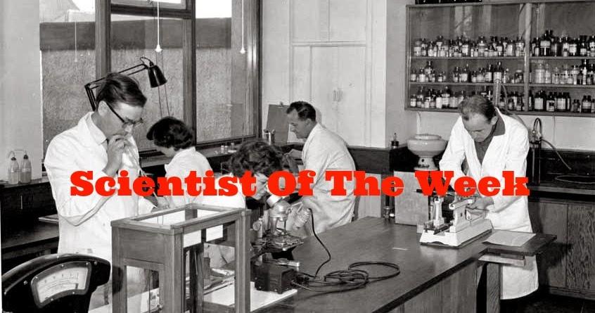 Scientist of the Week 4: Francis Crick