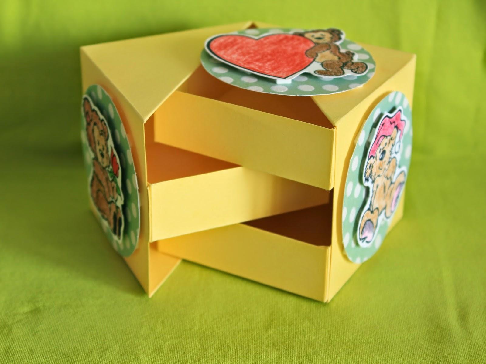 Как приятно удивить: делаем коробочку с сюрпризом своими руками 24
