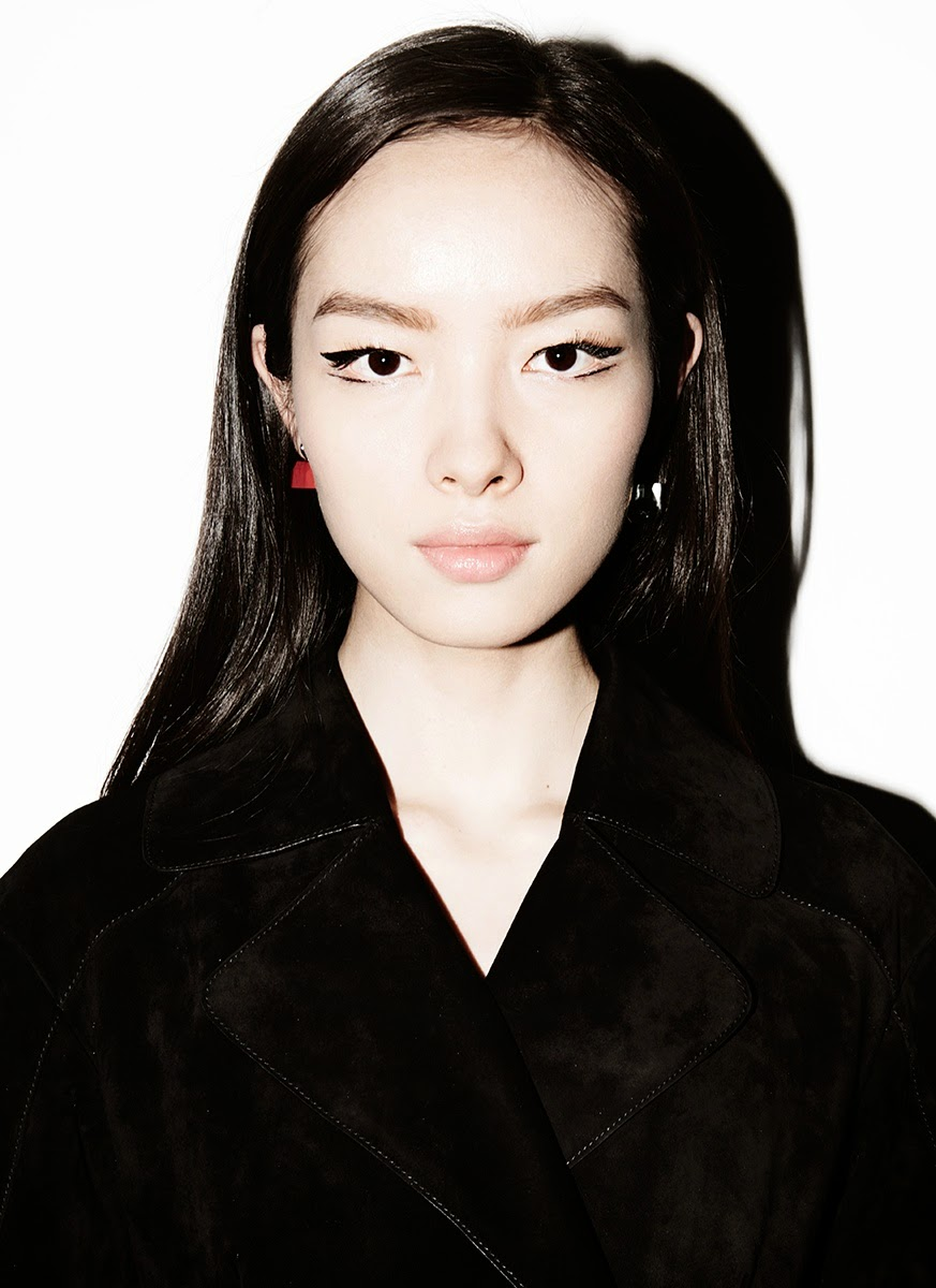 Make-up Artist Peter Philips for the Dior Resort 2015 Show by Cool Chic Style Fashion