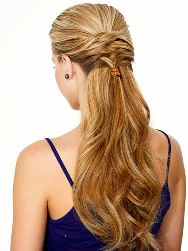 Wonderful New Ways To Add Hair Bows To Your Do  Brit  Co