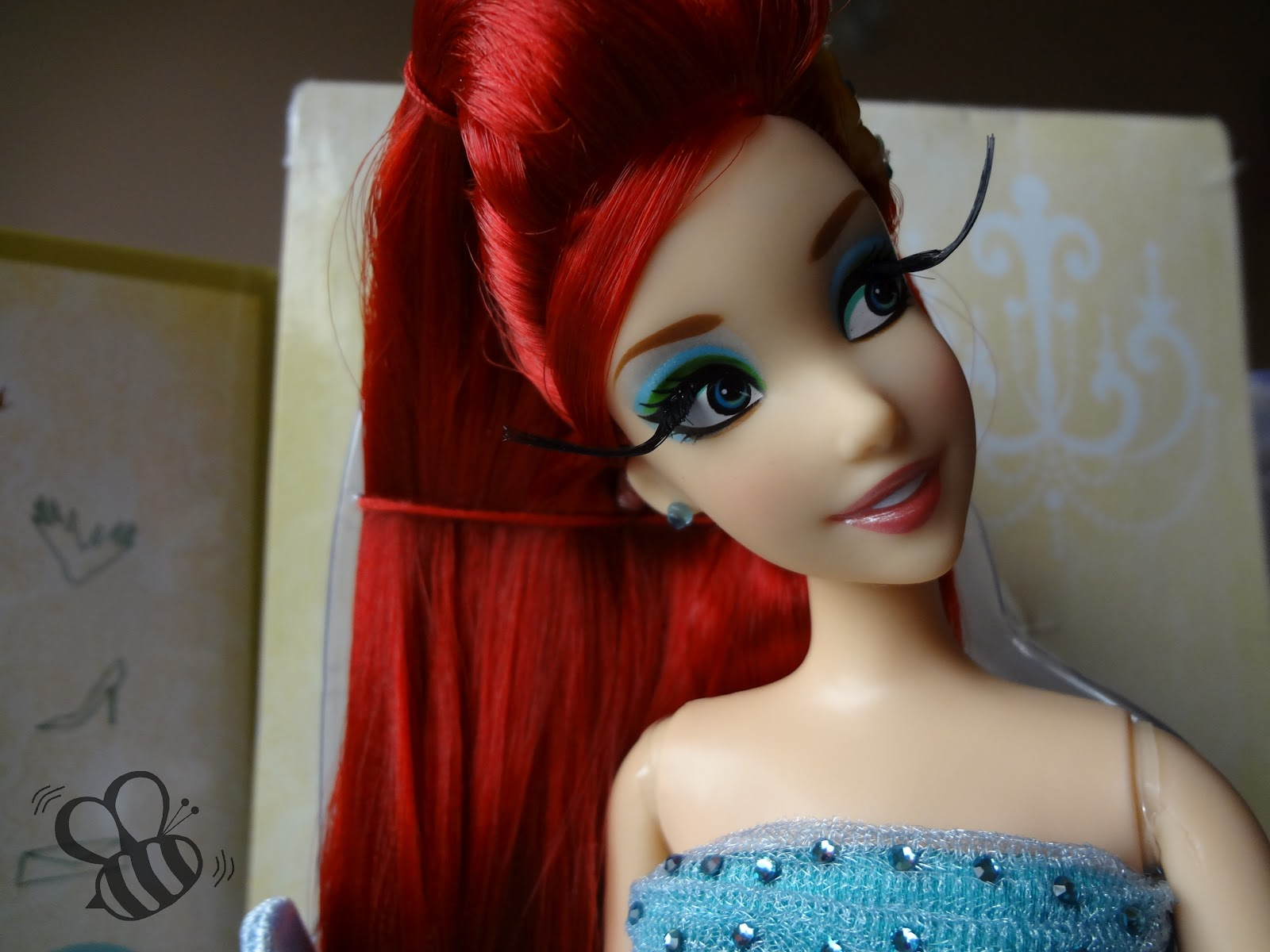 Bee Dolls: Ariel Designer Doll