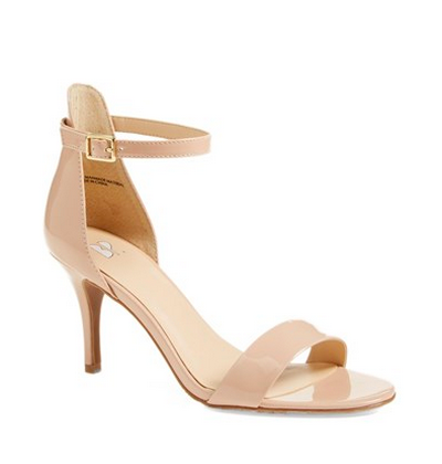 BP. 'Luminate' Open Toe Dress Sandal