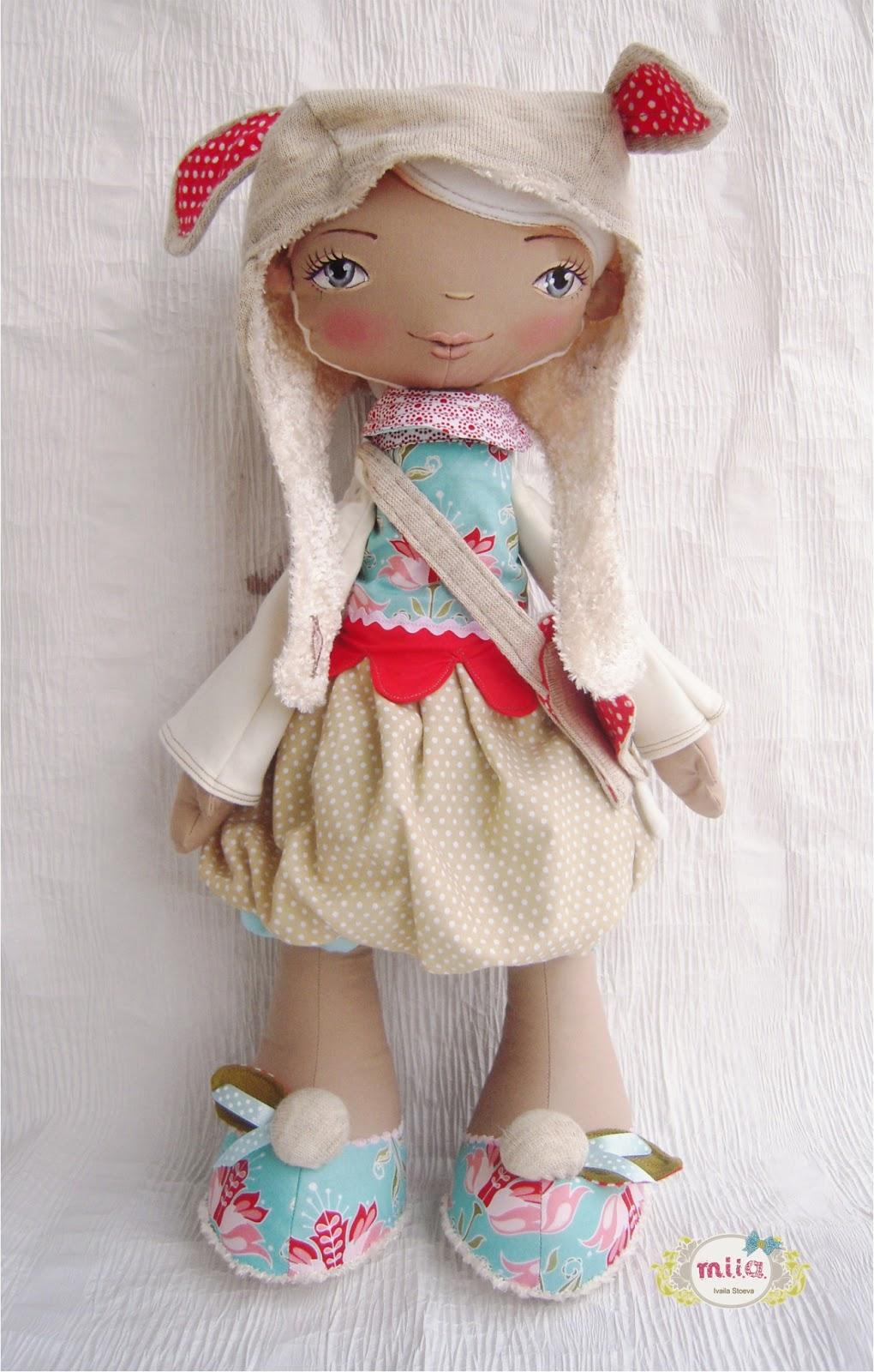 Кукла легко своими руками фото