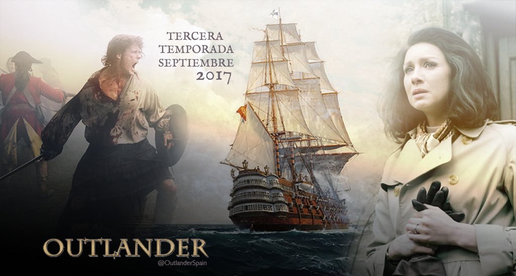 Outlander, la serie