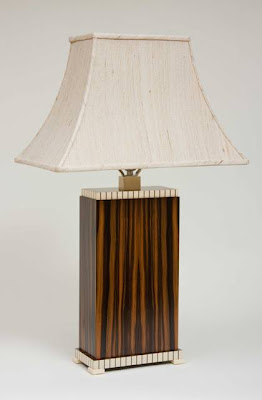 Art Deco Table Lamp(2)