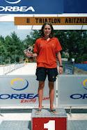 Conoce la trayectoria de nuestra atleta Mónica Ortín