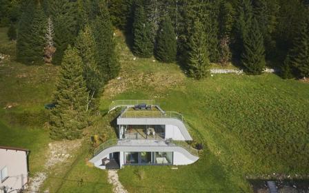 actualit s architecture cycle maison insolite maisons int gr es. Black Bedroom Furniture Sets. Home Design Ideas