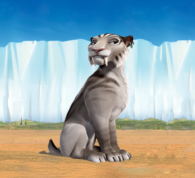 Character Round-up  Ice Age 4 Continental DriftIce Age Continental Drift Shira