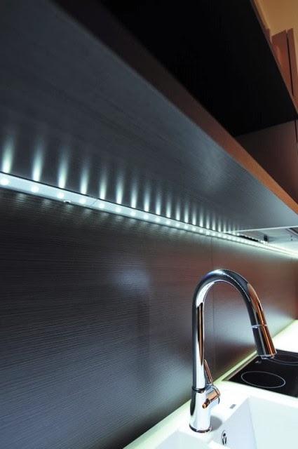 REGLETA LED COIL905 cocina barra iluminacion riguello cuina lluminaria kitchen LED precio