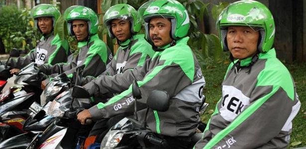 ricuhnya kasus Go-Jek, larangan ojek online, bang syaiha, bang-syaiha.blogspot.com