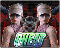 Kumpulan New Cheat PB Terbaru 2 Februari 2012 1 Hit , Replace Weapon Sg New Cash , Auto headshot Datar Terbaru 02022012