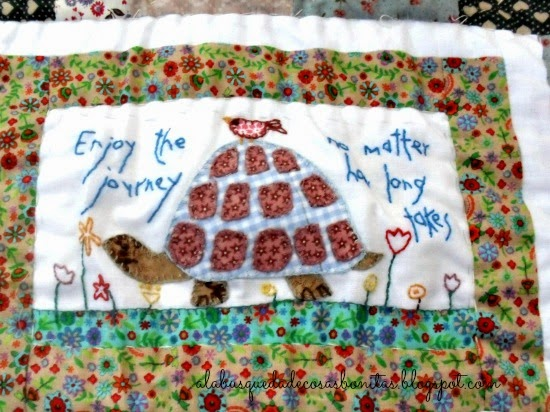 The Simple Life quilt