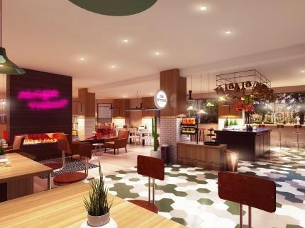 In Londen opende vorig jaar het Qbic hotel.
