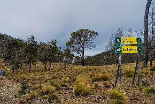 Excursions au Pico Duarte