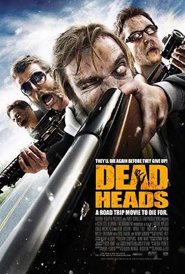 Watch DeadHeads 2011 BRRip Hollywood Movie Online | DeadHeads 2011 Hollywood Movie Poster