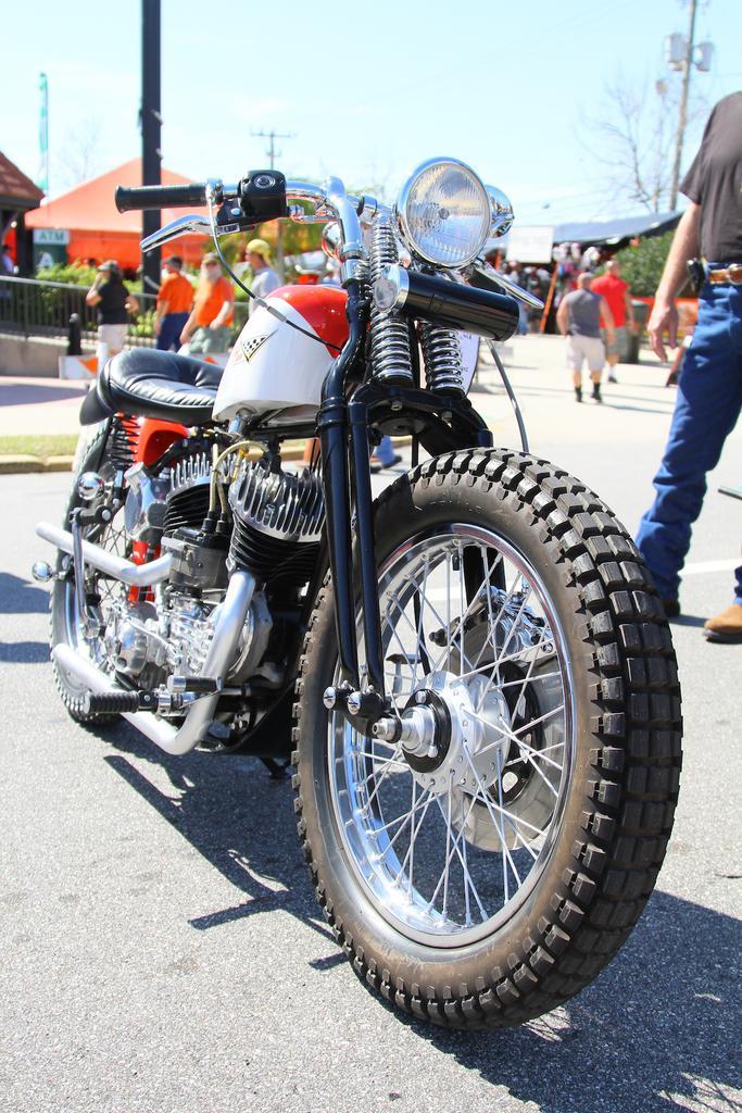 Florida Daytona Bike Bikers Week Report   Modifikasi motor