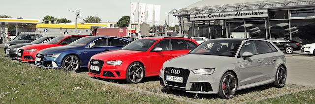 Audi RS Polska