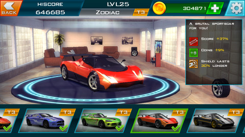 screenshot 3 Redline Rush v1.2