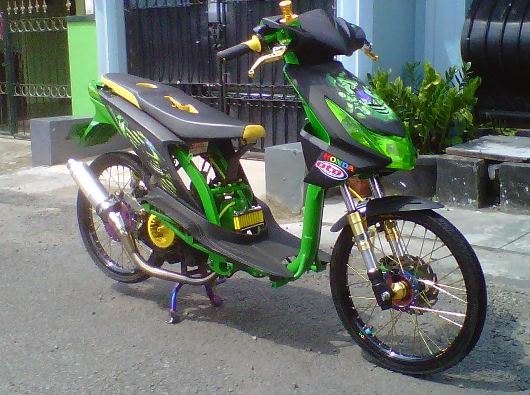 Honda Beat Street Racing Banyuwangi: Honda Beat Street Racing