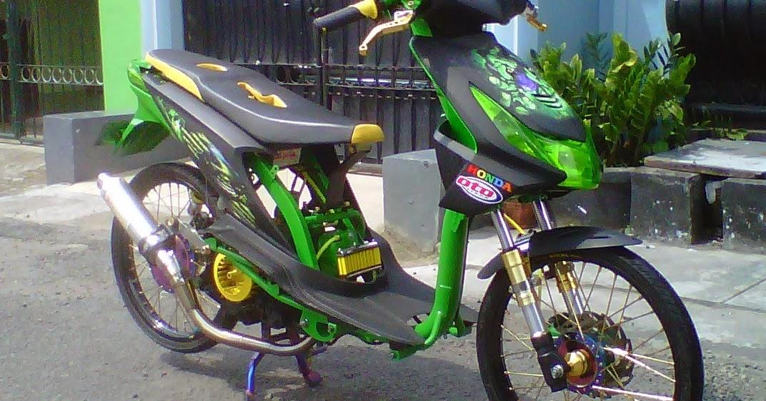 Honda Beat Street Racing Banyuwangi Honda Beat Street Racing