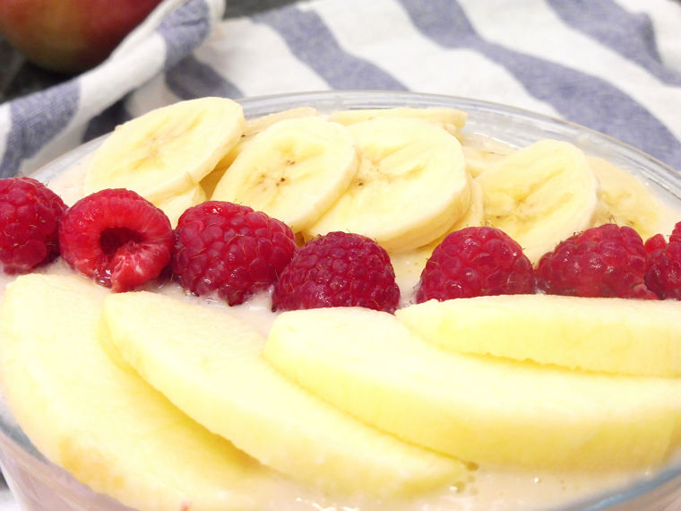 Receta de smoothie bowl