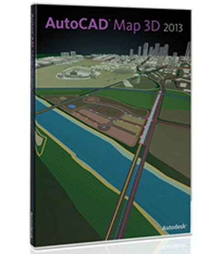autocad map 3d 2013 full 1 link + crack 32 y 64 bits
