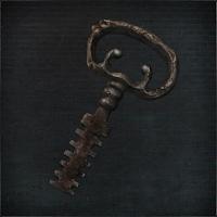 Underground Cell Key