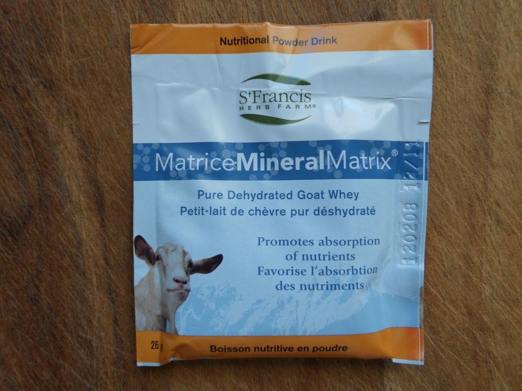 Matrix Mineralization Matrice Mineral Matrix Pure