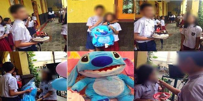 Anak SMP nyatakan cinta ke siswa SD Siapa Yang Salah