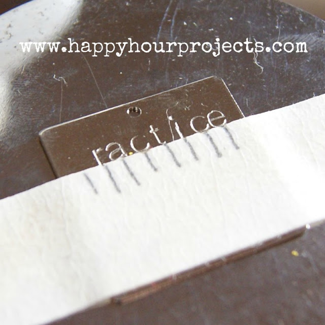 Jewelry Codes Stamps of Hand-stamped Jewelry