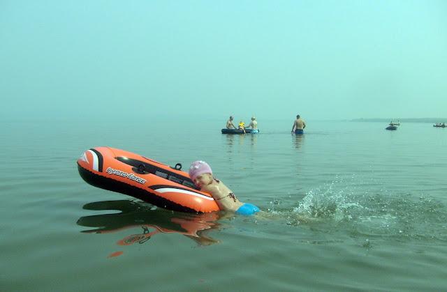 Хакасия - озеро Белё