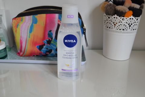 Nivea Sensitive Micellar Water