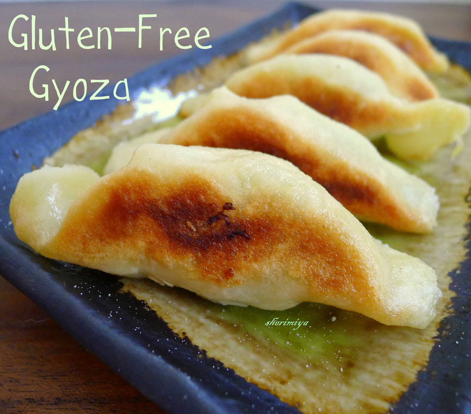 Happy Little Bento: Gluten-Free Gyoza Bento and Method