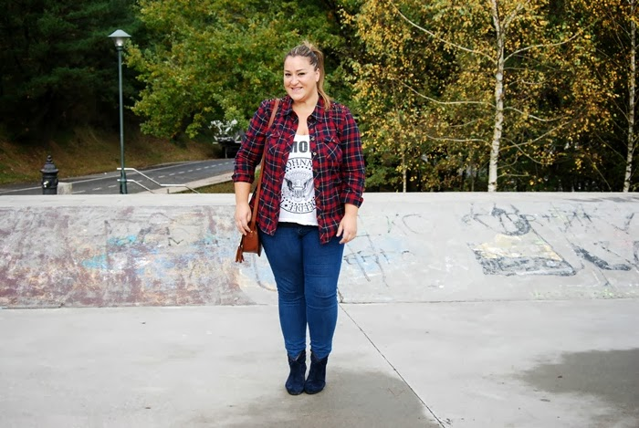 El curioso caso de Anatxu Buttom Tartan+look-+street+style-+anatxu-+plus+size-+fashion-+blogger