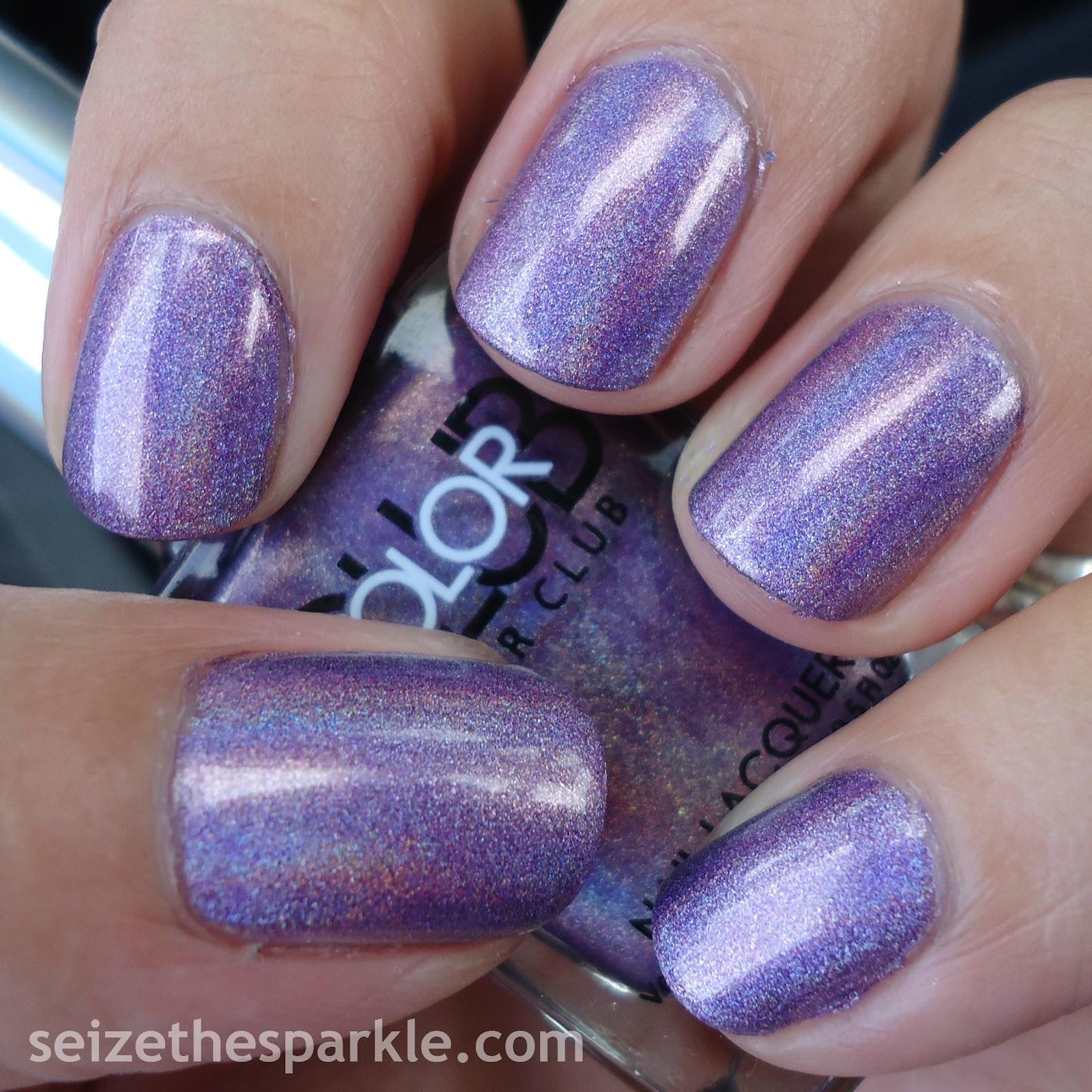 Color Club Eternal Beauty - Seize the Sparkle