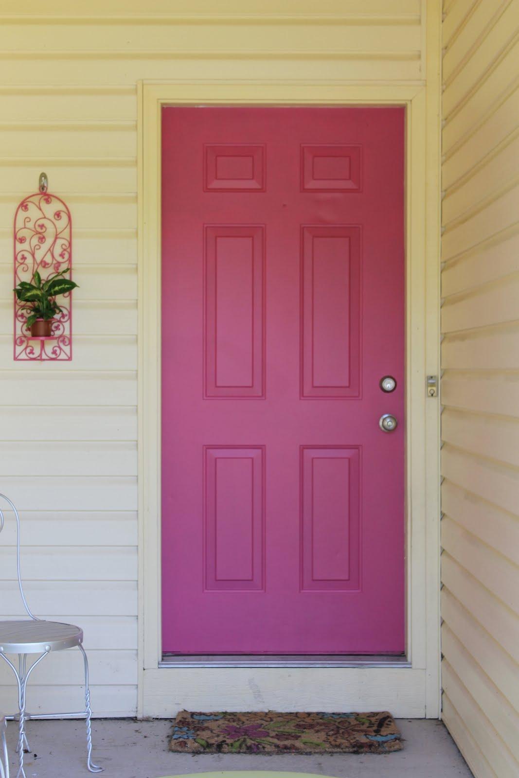 Hems And Haws Pink Door