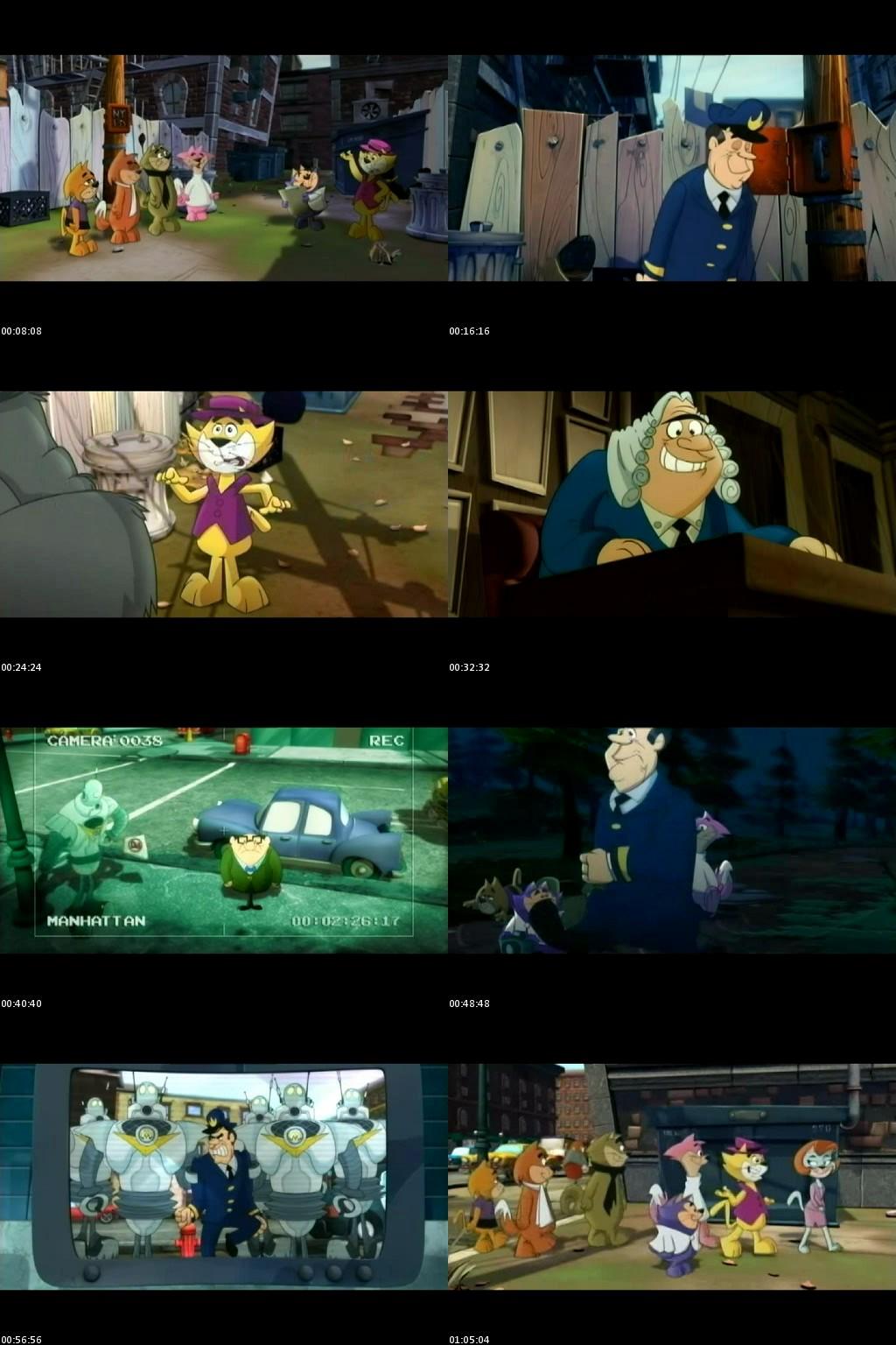Don gato y su pandilla (2011) [DVDScreener] [Latino]